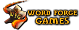 Wordforge Games logo